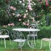Bộ bàn ghế sân vườn BG4.016