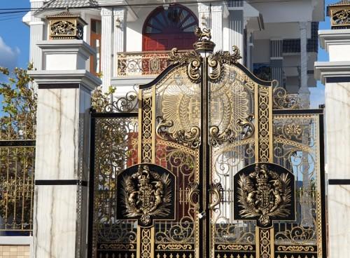 Bật mí giá cổng nhôm đúc tại thành phố Hồ Chí Minh tốt nhất