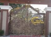 Báo giá cổng sắt mỹ thuật tại sắt mỹ thuật Năm Sao